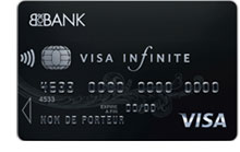 carte Visa infinite bforbank