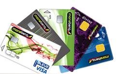 cartes Visa monabanq