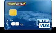 carte bleue visa monabanq