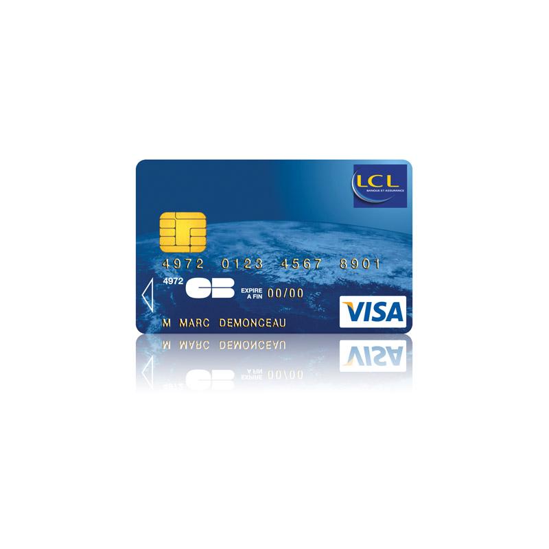 Carte Visa Cléo