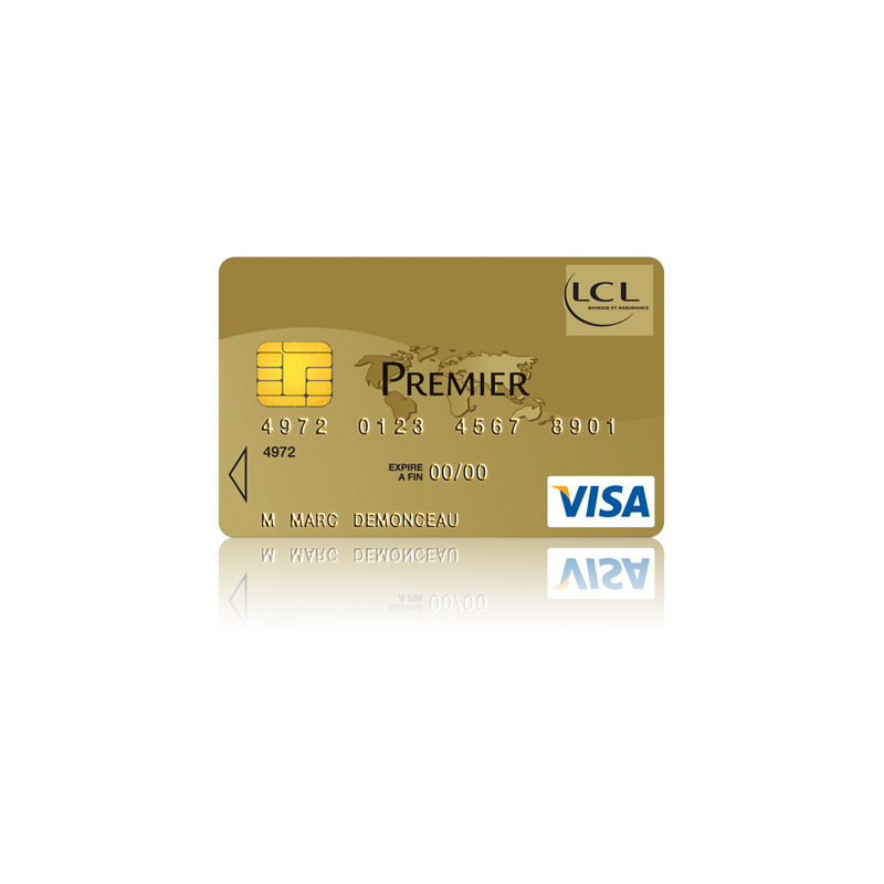 carte visa premier lcl prix e.LCL: la filiale du LCL 100% online   Capitaine Banque