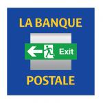 quitter la banque postale