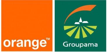 Orange - Groupama