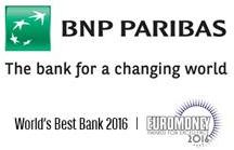 Meilleure banque au monde 2016 BNP Paribas