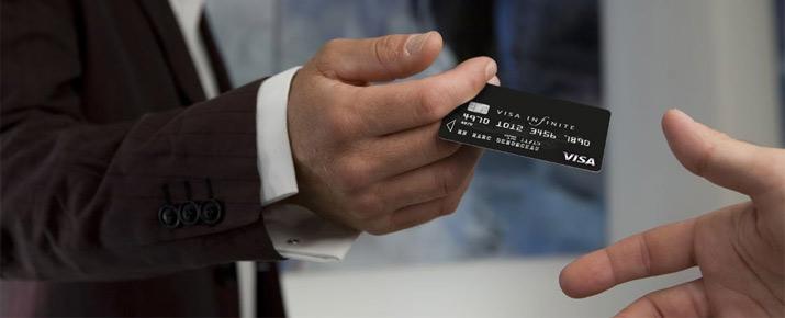 Carte Bleue Noire Infinity.Carte Visa Infinite Gratuite Est Ce Un Mythe Ou Une Realite