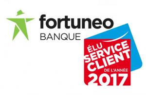 Fortuneo service client de l'année