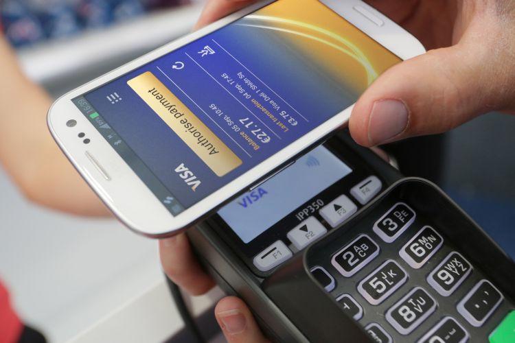 Paiement sans contact NFC