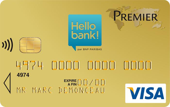 Carte Visa Premier Gratuite Ou La Trouver