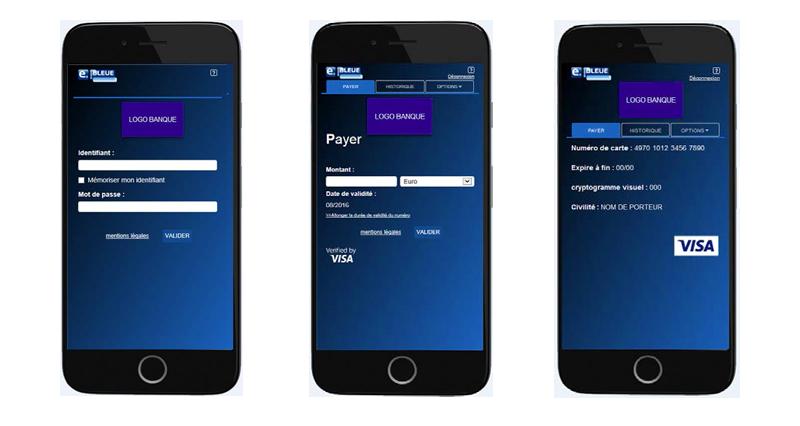 Carte bancaire virtuelle o obtenir son e carte bleue - Plafond de retrait carte visa banque populaire ...