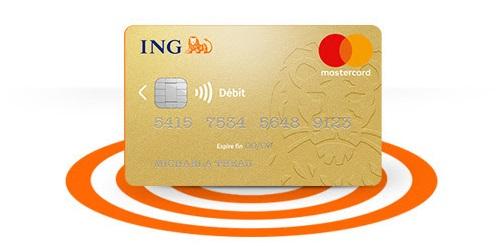 Ing Direct La Carte Bancaire Passe Enfin Au Paiement Sans Contact