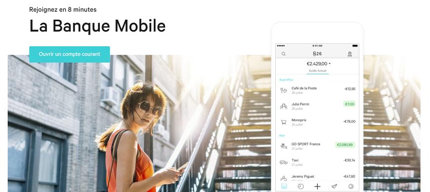 N26 La Banque Mobile Allemande Qui Conquiert Les Francais
