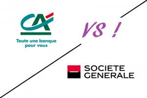 Comparer Credit Agricole Et Societe Generale Qui Est Le Meilleur