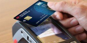 carte bancaire biométrique