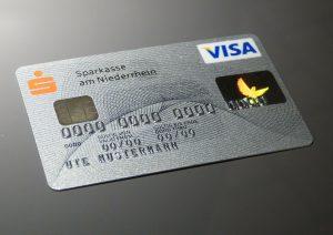 carte de débit ou de crédit