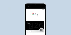banque avec google pay