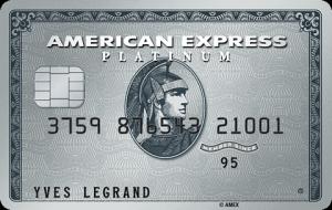 carte platinum american express