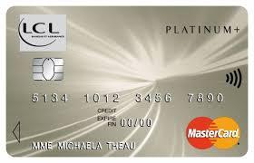 Carte Bancaire Gratuite Lcl.Carte Mastercard Platinum Ou La Trouver Et A Quel Prix