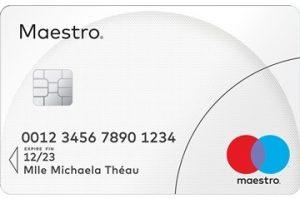 carte maestro mastercard