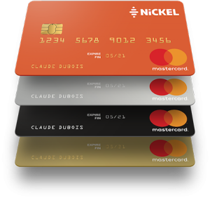 cartes nickel