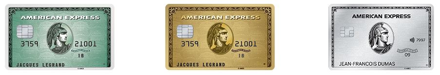 cartes american express fortuneo