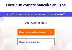 ouvrir un compte axa banque