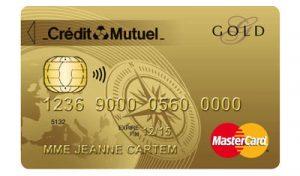carte gold crédit mutuel