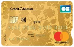 carte gold credit mutuel