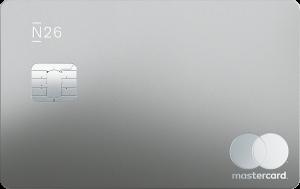 carte n26 métal grise