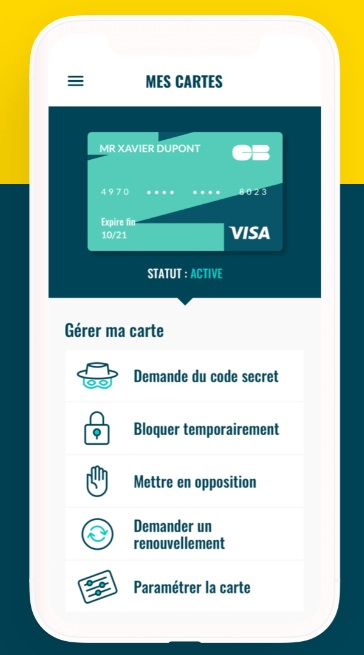 carte bancaire ma french bank