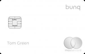 carte bancaire en métal